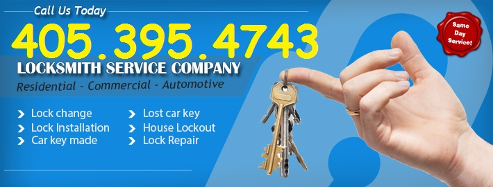 Locksmith – Edmond, OK – 405.395.4743